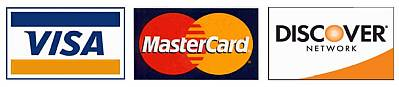 We take VISA