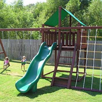 Sturdy DIY Swing Set Kits