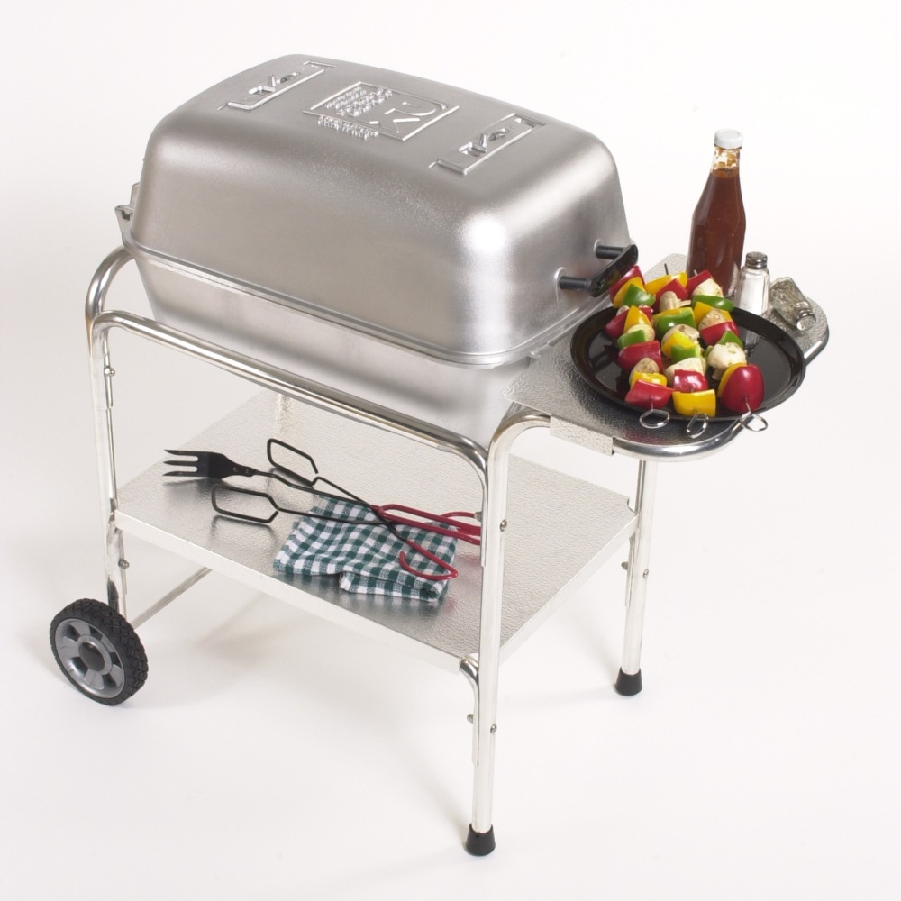 The Portable Kitchen Charcoal Grill