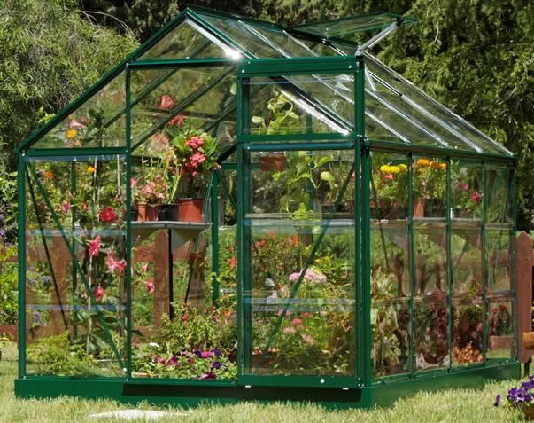 GreenLine 6x8 Garden Greenhouse GL608